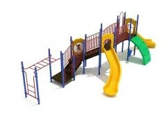 Greensboro Playset With Monkey Bars