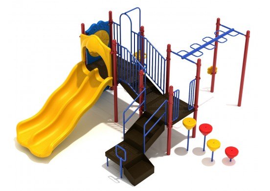 Hudson Yards Commercial Playground Equipment