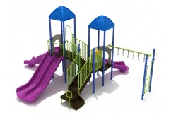 Ladysmith Playground Slides