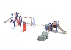 Lawndale Backyard Play Set