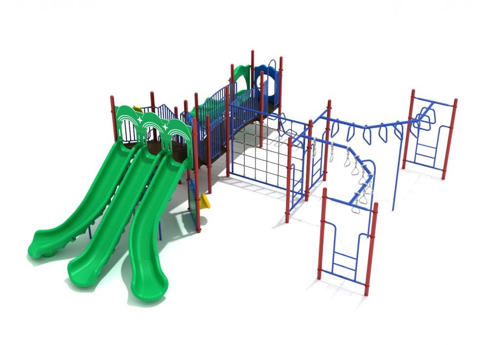 Manhattan Commercial Playground Set