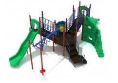 Tysons Corner Backyard Playground
