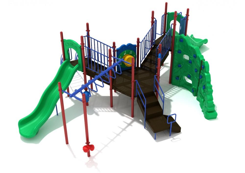Tyson's Corner Backyard Playground For Kids