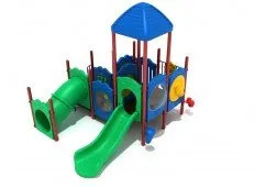 Stamford Playground Slide Set